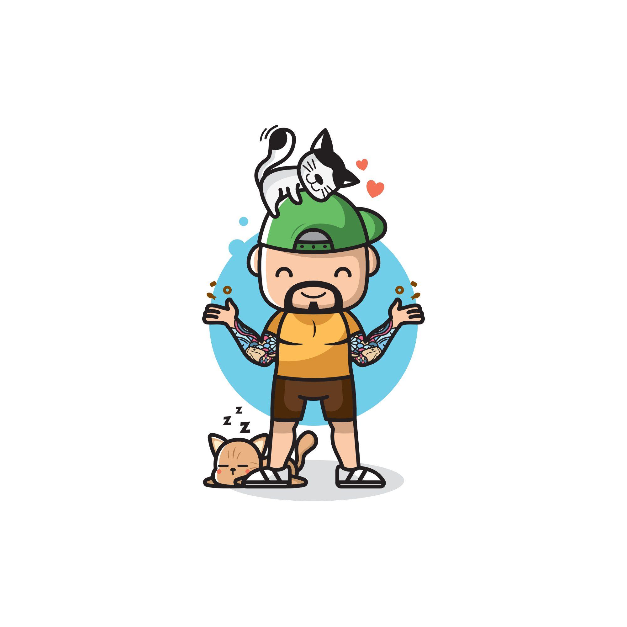 Marco Illustrations (Cats)